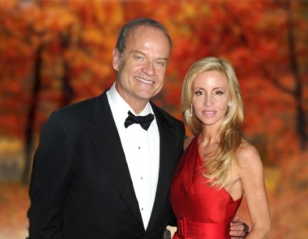 Camille Grammer had married Kelsey Grammer in 1997 and divorced in 2011.
