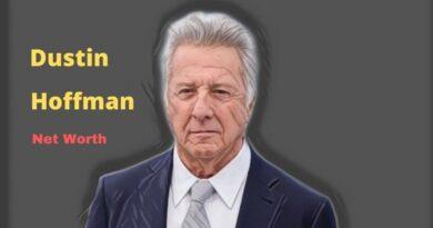 Dustin Hoffman's Net Worth in 2020 - How did Actor Dustin Hoffman earn her Net Worth?