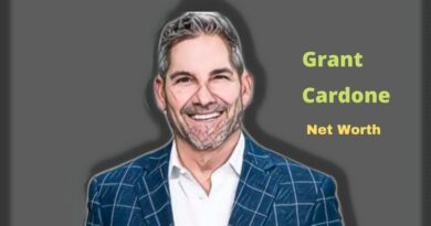 Grant Cardone's Net Worth in 2020 - How Entrepreneur Grant Cardone Maintains his Worth?
