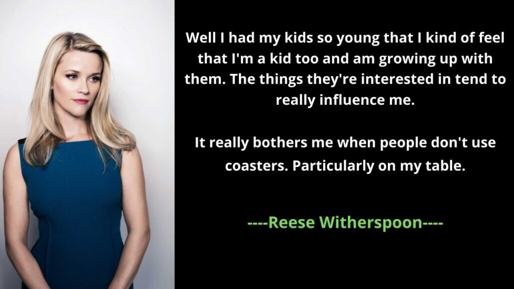 Reese Witherspoon's famous quotes