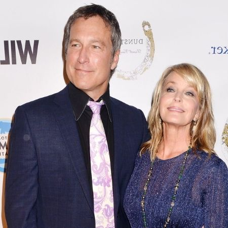 Bo Derek and John Corbett have been together for 18 years.