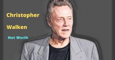 Christopher Walken's Net Worth in 2021 - How did Actor Christopher Walken earn his Net Worth?