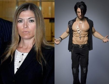 JoAnn Winkhart was previously married to Criss Angel (2002 - 2006).