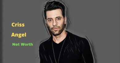 Criss Angel's Net Worth in 2021 - How did Magician Criss Angel earn his Net Worth?
