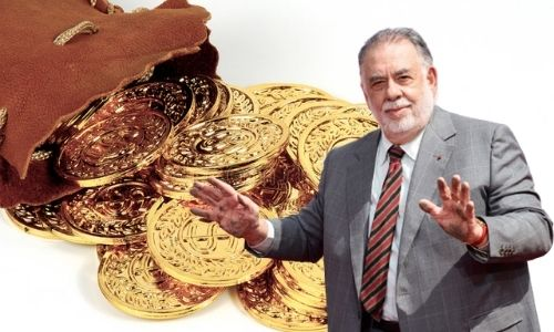 What is Francis Ford Coppola's Net Worth in 2021 and how does he make his money?