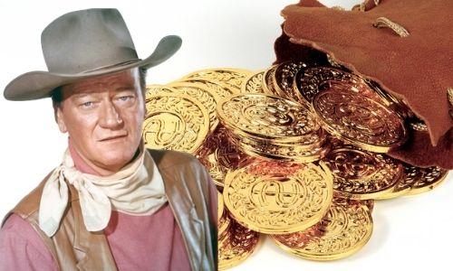How John Wayne Achieved a Net Worth of $7 Million?
