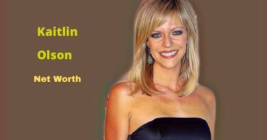 Kaitlin Olson's Net Worth in 2021 - How did Actress Kaitlin Olson earn her Net Worth?