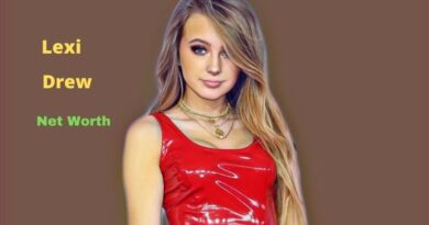 Lexi Drew's Net Worth in 2021 - How did Singer Lexi Drew earn her Net Worth?