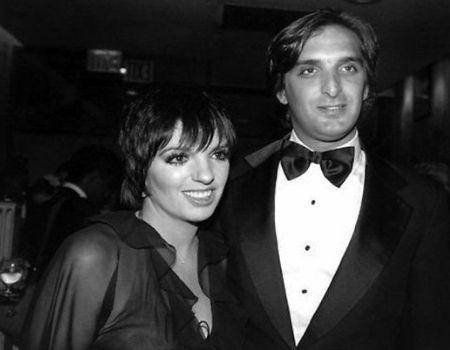 Liza Minnelli's ex-husband Mark Gero