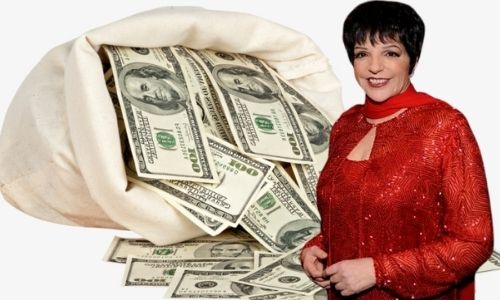 What is Liza Minnelli's Net Worth in 2020-2021 and how does she make her money?