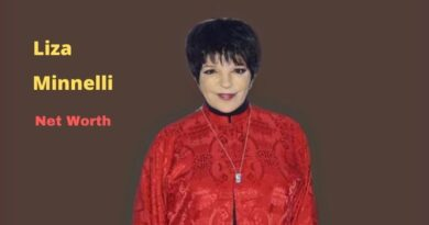 Liza Minnelli's Net Worth in 2021 - How did Actress Liza Minnelli earn her Net Worth?