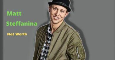 Matt Steffanina's Net Worth in 2020 - How did Choreographer Matt Steffanina earn his Net Worth?