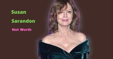 Susan Sarandon's Net Worth in 2021 - How did Actress Susan Sarandon earn her Net Worth?
