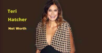 Teri Hatcher's Net Worth in 2021 - How did TV Actress Teri Hatcher earn his Net Worth?