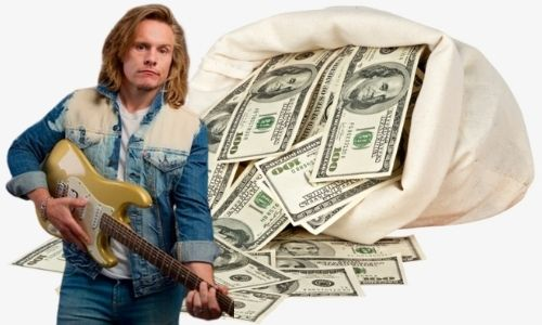 What is Tony Cavalero's Net Worth in 2020-2021 and how does he make his money?