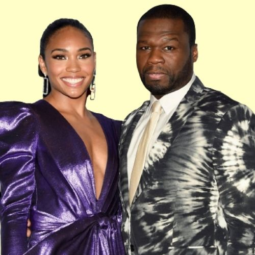 Who is 50 Cent dating right now?