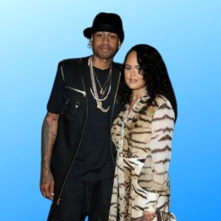 Who is Allen Iverson's Wife?