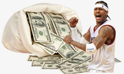 What is Allen Iverson's Net Worth in 2021 and how does he make his money?