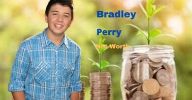 Bradley Perry's Net Worth in 2021 - Age, Height, Biography, Dating