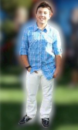 Bradley Perry Height - How tall is he?
