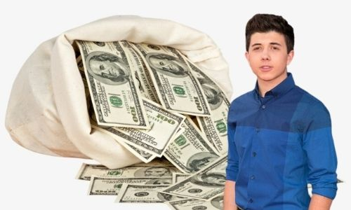 What is Bradley Perry's Net Worth in 2021 and how does he make his money?