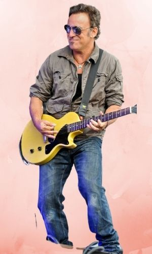 Bruce Springsteen's Height: Age, Net Worth 2021, Wife, Salary