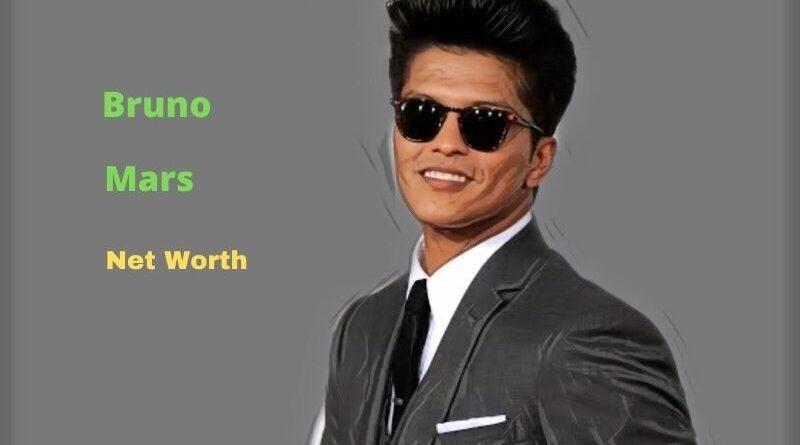 Bruno Mars' Net Worth in 2021 - How did singer Bruno Mars earn his Net Worth?