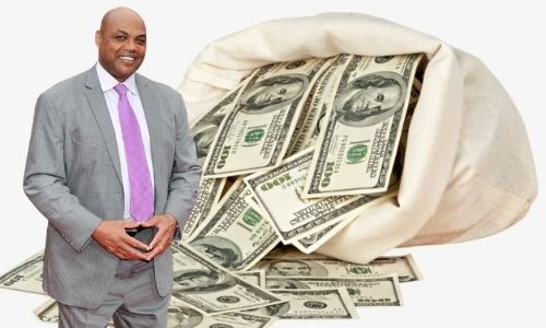 What is Charles Barkley's Net Worth in 2021 and how does he make his money?