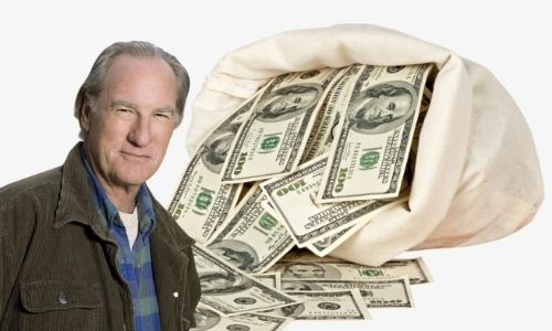 What is Craig T Nelson's Net Worth in 2021 and how does he make his money?