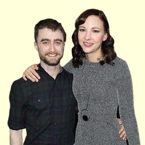 Daniel Radcliffe's Girlfriend Erin Darke