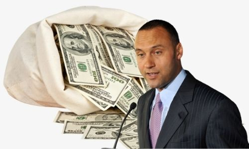What is Derek Jeter's Net Worth in 2021 and how does he make his money?