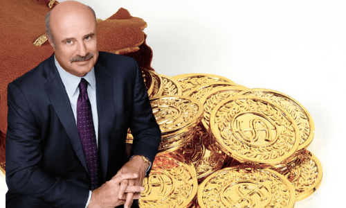 What is Dr. Phil's Net Worth in 2021 and how does he make his money?