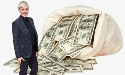 What is Ellen Degeneres' Net Worth in 2021 and how does she make her money?