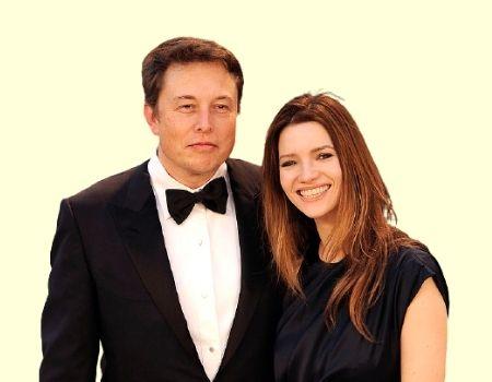 Elon Musk's ex-wife Justine Wilson