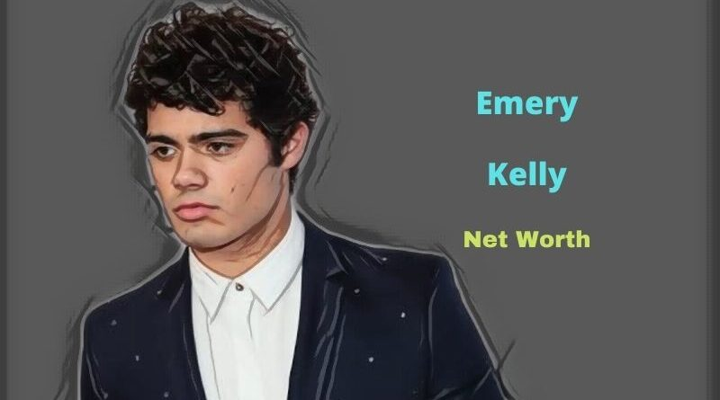 Emery Kelly's Net Worth in 2021 - How did singer Emery Kelly earn his Net Worth?