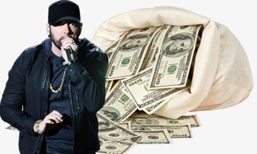 What is Eminem's Net Worth in 2021 and how does he make his money?