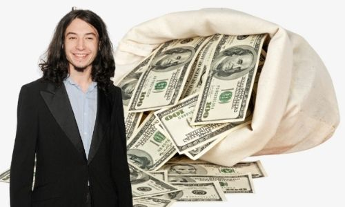 What is Ezra Miller's Net Worth in 2021 and how does he make his money?