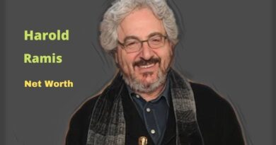 Harold Ramis' Net Worth in 2021 - How did Actor Harold Ramis earn his Net Worth?