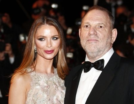 Harvey Weinstein's ex -wife Georgina Chapman