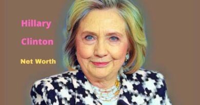 Hillary Clinton's Net Worth in 2021 - How did American politician Hillary Clinton earn her Net Worth?