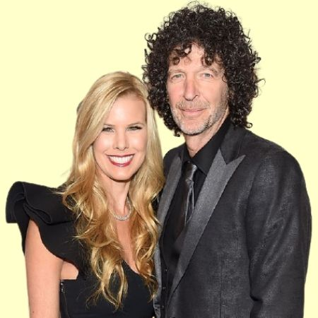 Who is Howard Stern married to?