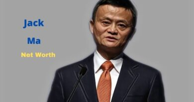 Jack Ma's Net Worth in 2021 - How did Entrepreneur Jack Ma earn his Net Worth?