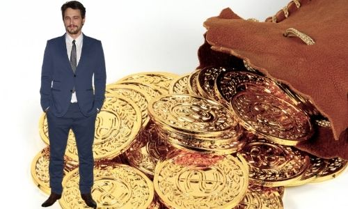 What is James Franco's Net Worth in 2021 and how does he make his money?