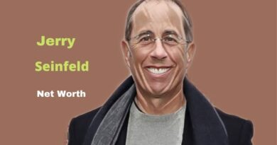 Jerry Seinfeld's Net Worth in 2021 - How did author Jerry Seinfeld earn his Net Worth?