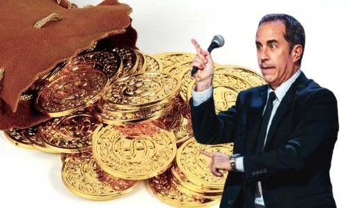 What is Jerry Seinfeld's Net Worth in 2021 and how does he make his money?
