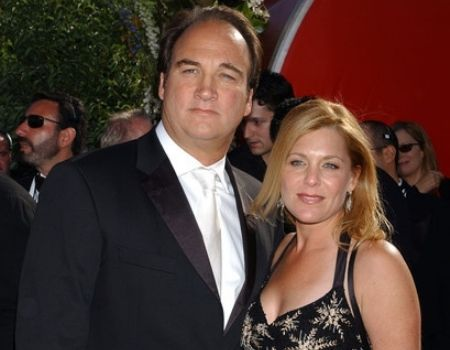 Jim Belushi's wife Jennifer Sloan