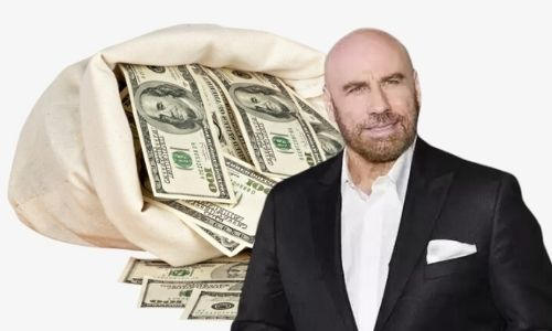 What is John Travolta's Net Worth in 2021 and how does he make his money?