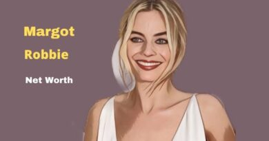 Margot Robbie's Net Worth in 2021 - How did actress Margot Robbie earn her net Worth?