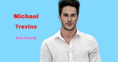 Michael Trevino's Net Worth in 2021 - How did actor Michael Trevino earn his Worth?