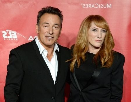Patti Scialfa's Personal Life - Husband & Kids